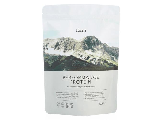 Form Protein powder