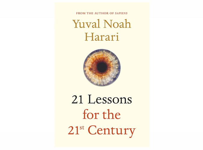 21 Lessons for the 21st Century Hardcover