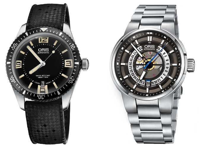 The Best Oris Watches For Men