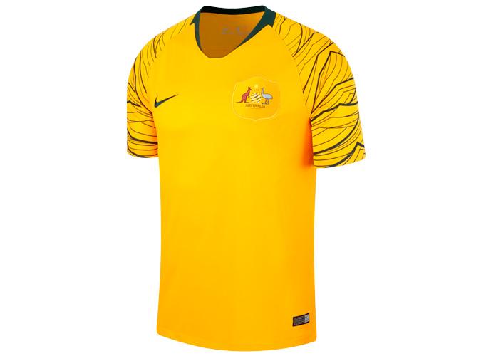 World Cup Football Kits - Australia