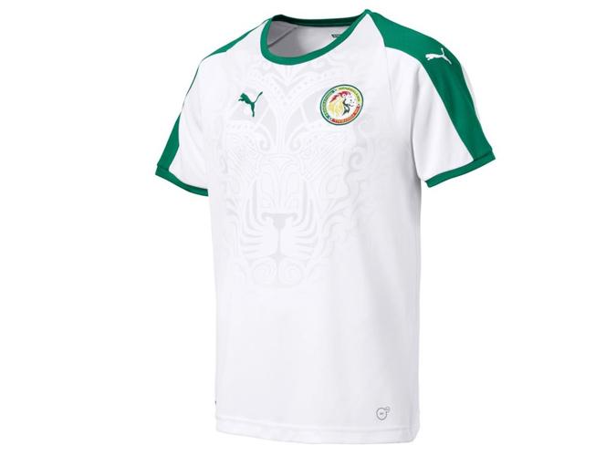 World Cup Football Kits - Senegal