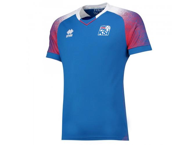 World Cup Football Kits - Iceland