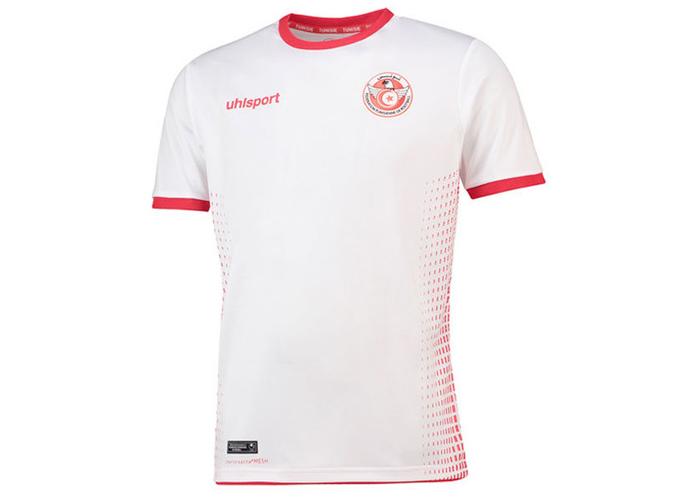World Cup Football Kits - Tunisia