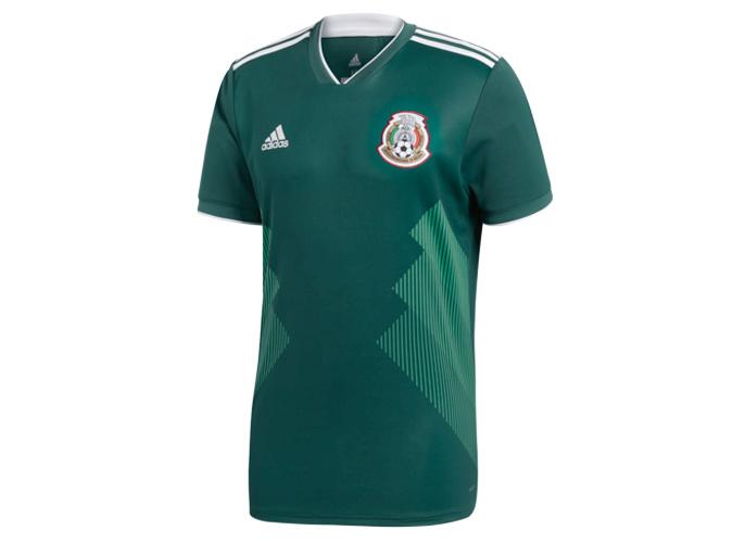World Cup Football Kits - Mexico