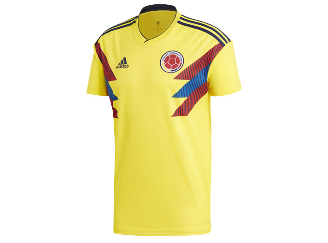 World Cup Football Kits - Colombia