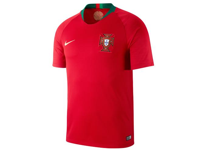 World Cup Football Kits - Portugal