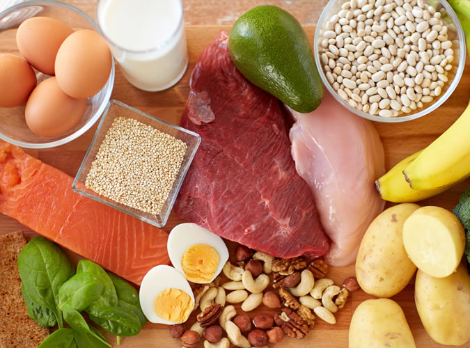 Healthy Diet For Weight Gain