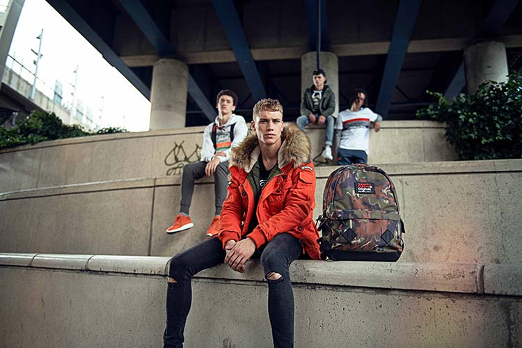 Superdry – Back To School Styling Tips