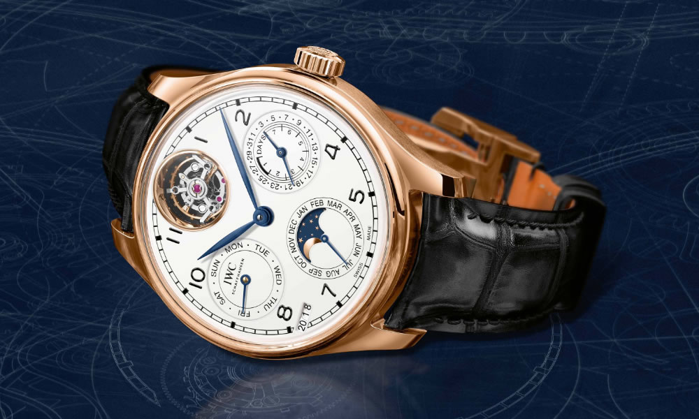 IWC Portugieser Constant-Force Tourbillon Edition 150 Years Watch