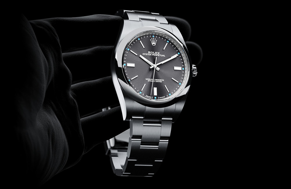 Rolex Oyster Perpetual Watch - 39mm Facelift Model