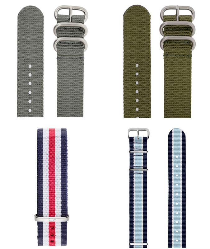 The Best NATO Watch Straps
