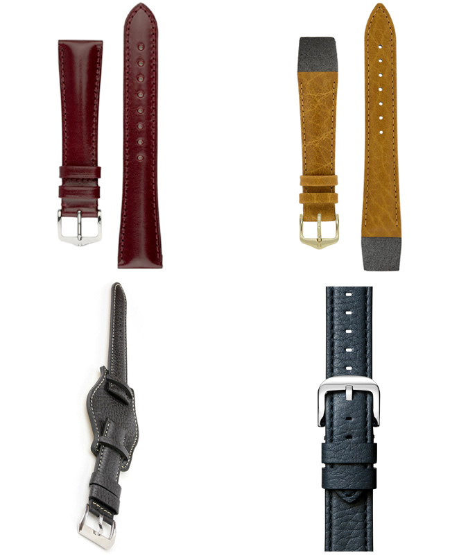 `The Best Leather Watch Straps