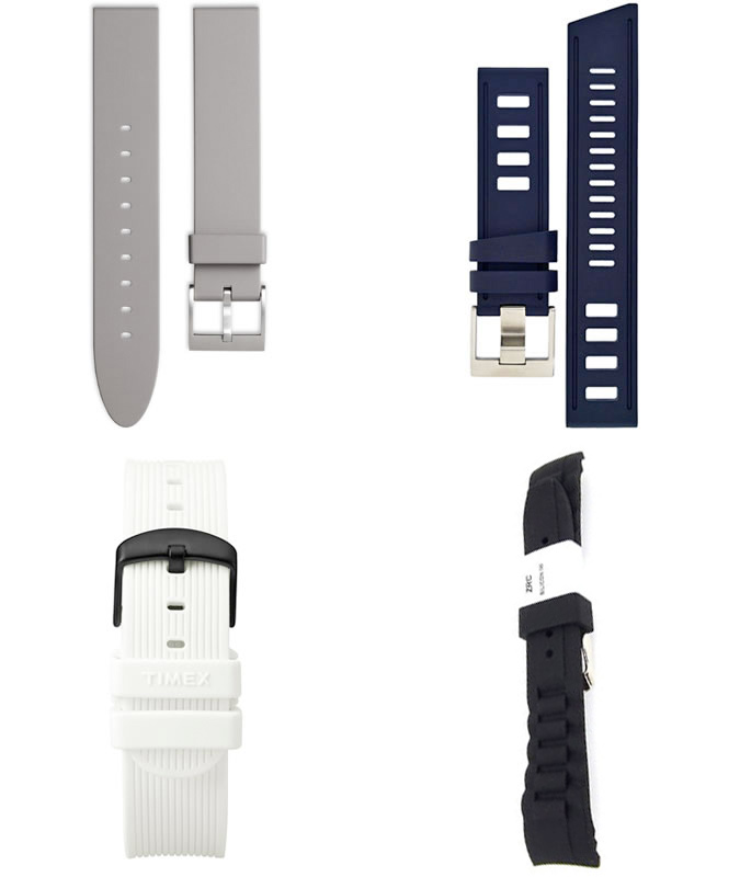 The Best Rubber Watch Straps