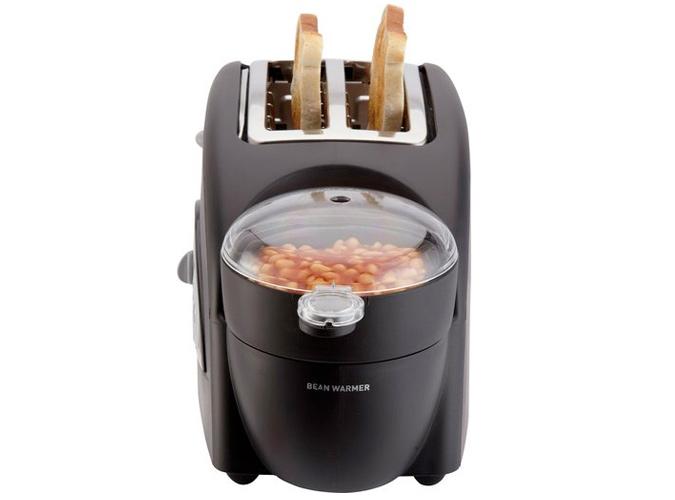 Toast 'n' Egg 'n' Beans Toaster
