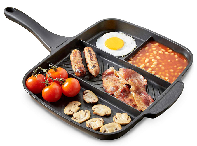 VonShef All in One Frying Pan