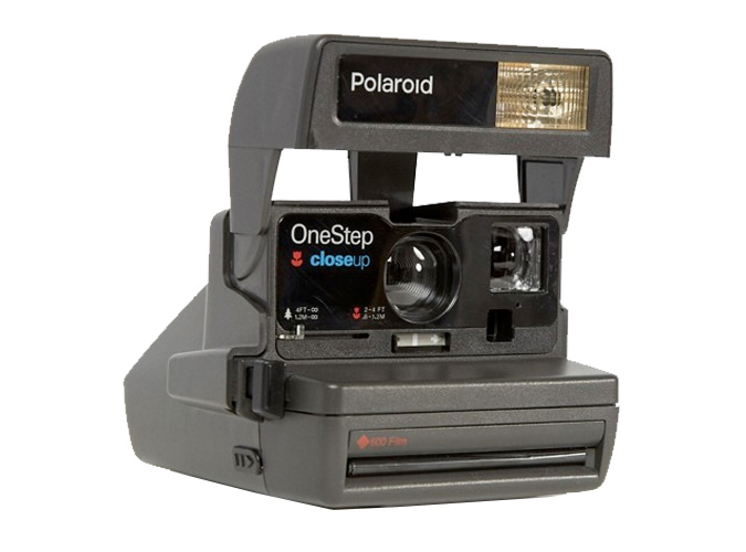 Polaroid Impossible 600 Instant Camera