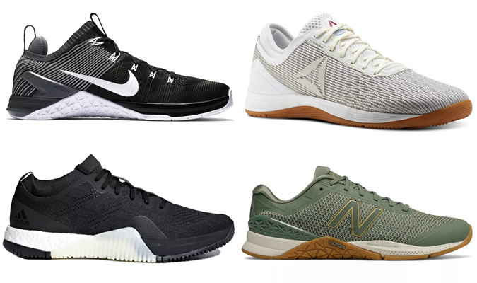 The Best Gym Shoes For Cross-Training
