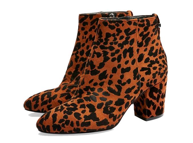 Topshop Block Heel Boots