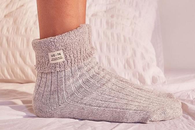 UO Cosy Slipper Socks