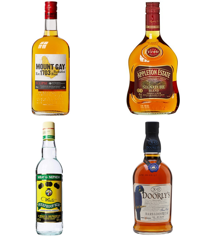 The Best English Rums