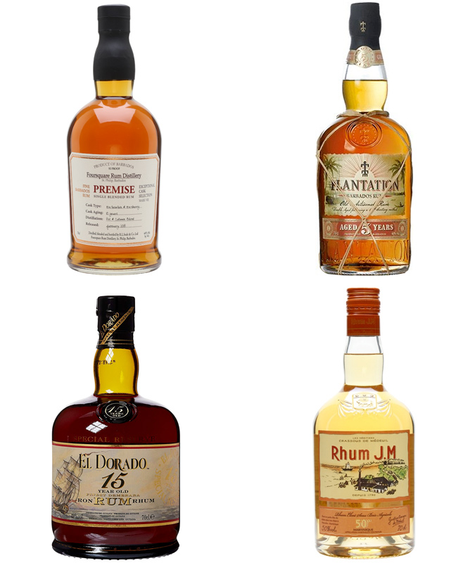 The Best Rums In The World