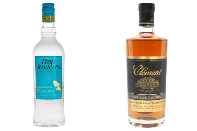 The Best French Rums