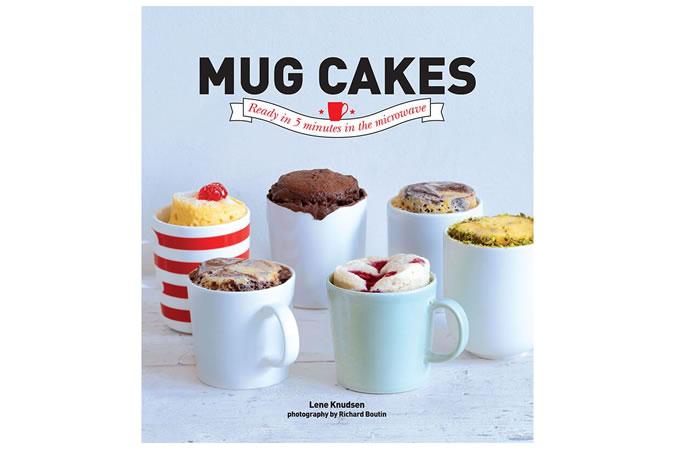 Mug Cakes Recipe Book