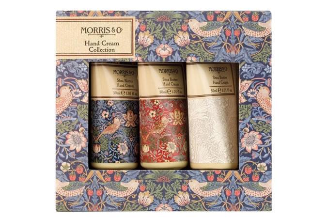 Morris & Co Shea Butter Hand Cream Collection