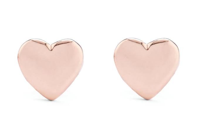 Ted Baker HARLY Heart stud earrings