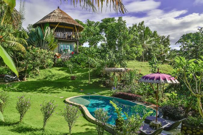 Tree House, Selemadeg Barat, Bali