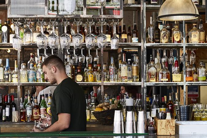 The Culpeper Pub