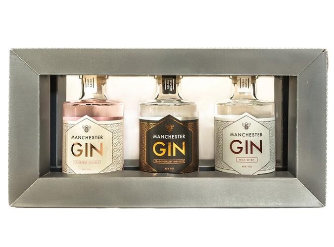 Manchester Gin Tasting Set