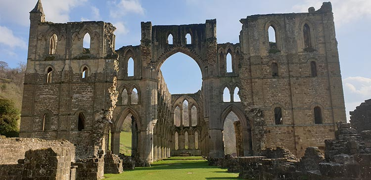Abbey North Yorkshire