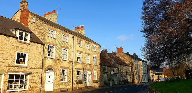 Helmsley North Yorkshire city centre (1)