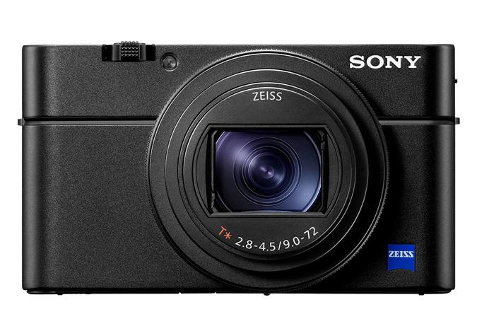 Sony Cyber-shot DSC-RX100 VI Camera