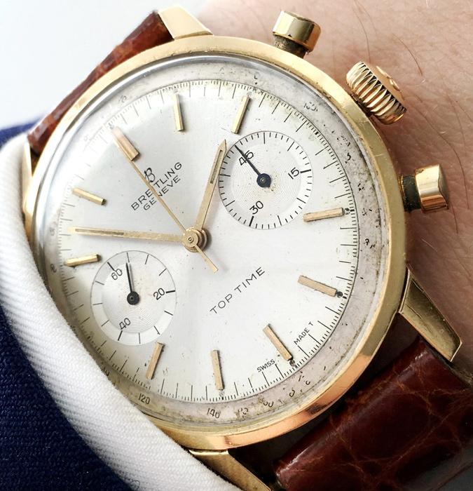Breitling Watch