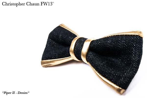 Christopher Chaun Piper II Denim a.s msf