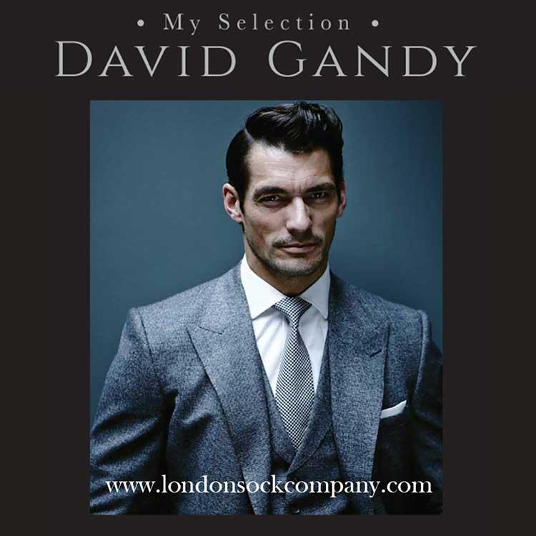 David Gandy London Sock Company