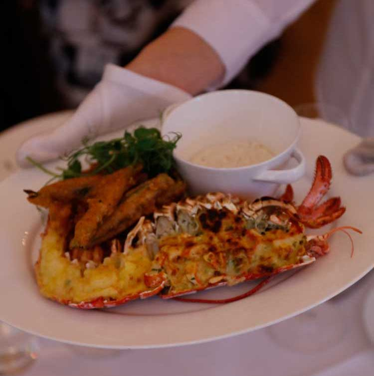 Whole Or Half Lobster