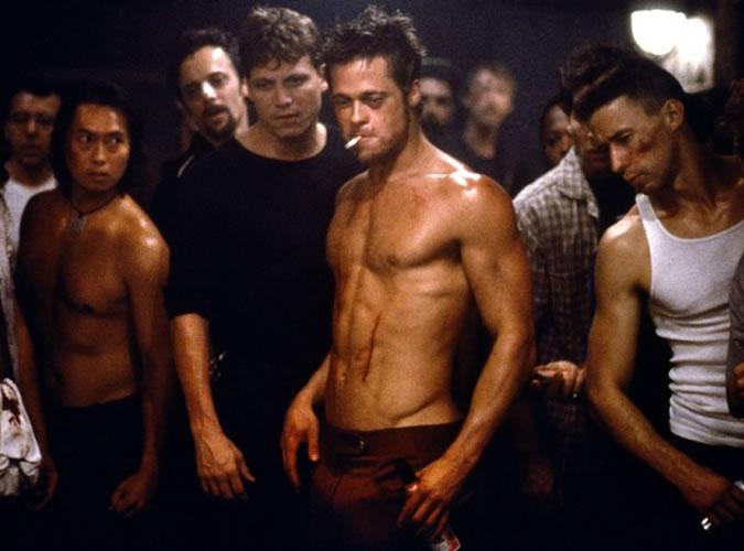 BRad Pit - Fight Club