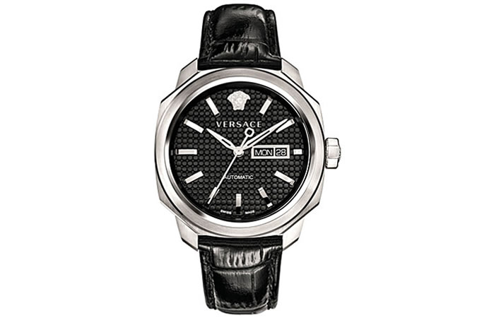 Versace Dylos Day Stainless Steel