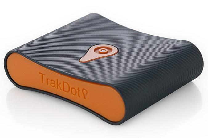 GlobaTrac Trakdot Luggage Tracking System