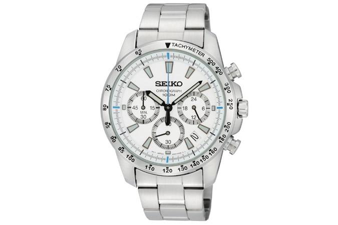 Seiko Chronograph Overseas Model SSB025PC