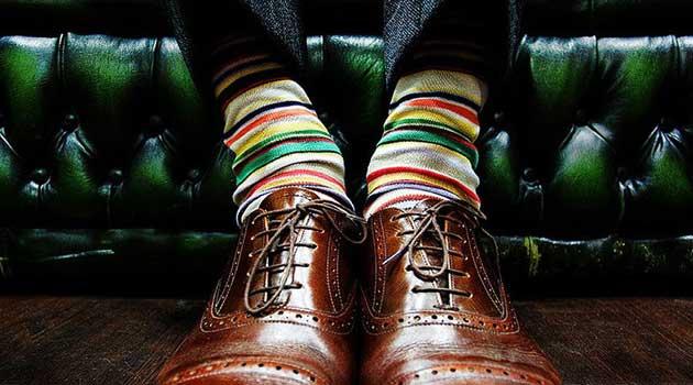 socks Paul Smith 2012