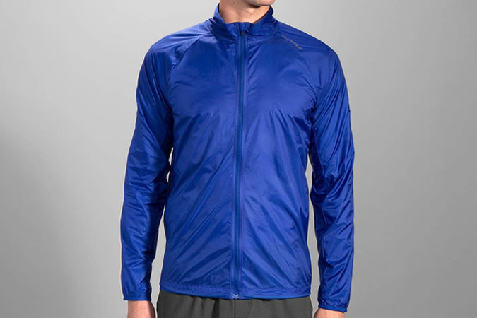 Brooks Mens LSD Running Jacket