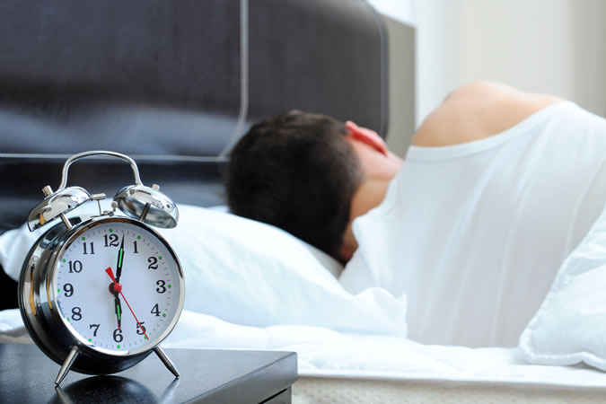 Get adequate sleep if you want to perform