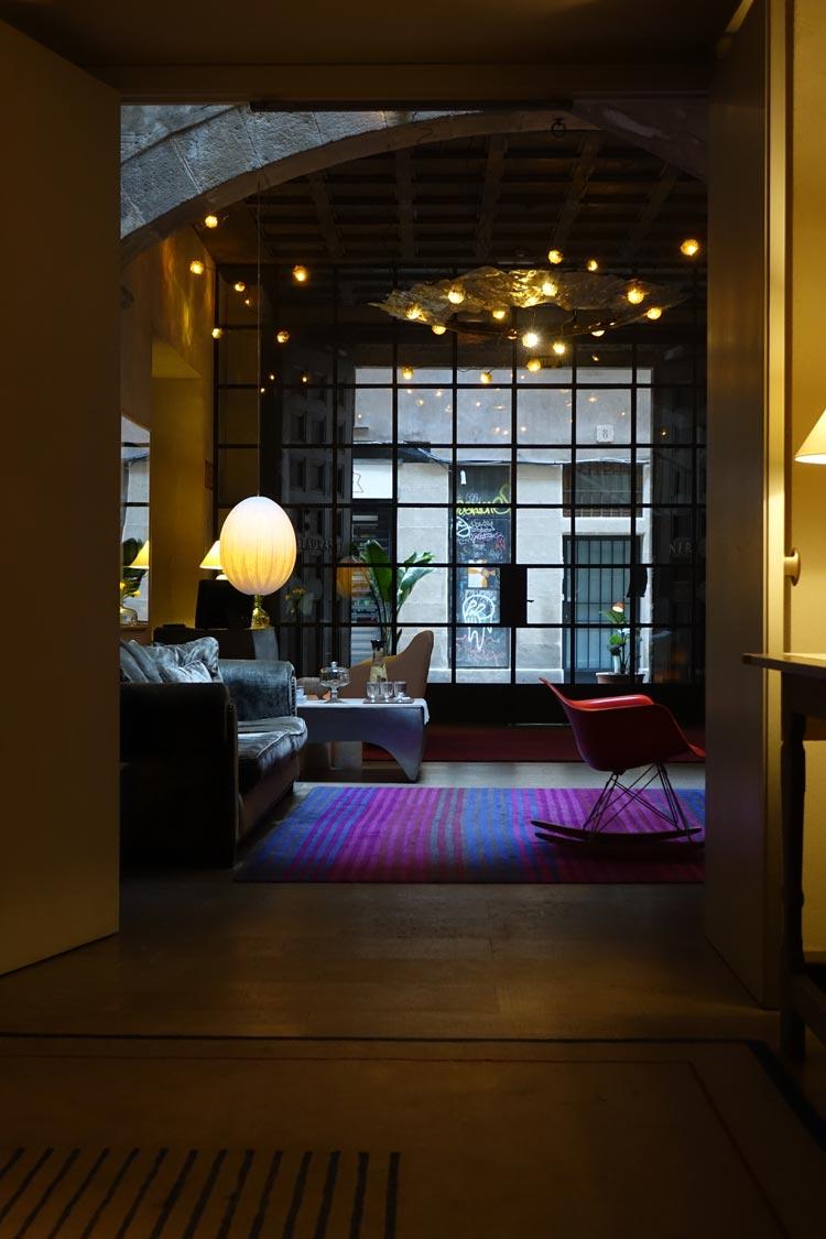 Hotel Neri Relais & Chateaux – 17th Century Luxury Boutique