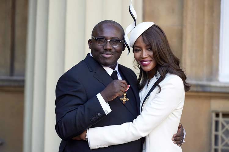Edward Enninful – New Editor of British Vogue