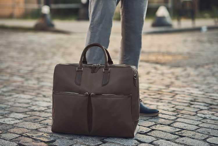 Carl Friedrik – The Luxury Italian Leather Backpack
