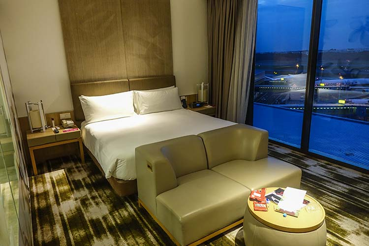 Crowne Plaza Singapore Changi Airport Review